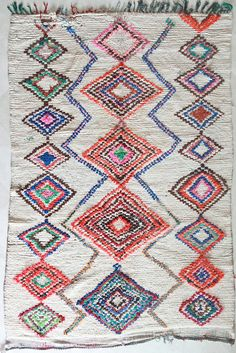 Moroccan rug at Pink Rug Co. https://www.etsy.com/listing/189993557/wheres-your-will-to-be-weird-9x5?ref=shop_home_active_1