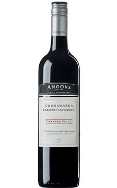 Angove Vineyard Select Cabernet Sauvignon 2012 Coonawarra - 6 Bottles Cabernet Sauvignon, Wines, The Selection, Vineyard, Bottles, Fragrance, Vine Yard, Vineyard Vines, Perfume