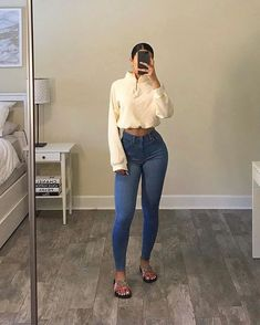 Fashion Nova 🥰 // What's one thing you want to change about yourself before. - - nova Fashion Nova 🥰 // What's one thing you want to change about yourself before… - Top Trends Chill Outfits, Mode Outfits, Trendy Outfits, Summer Outfits, Fashion Outfits, Womens Fashion, Party Outfits, Fashion Pants, Fashion Killa
