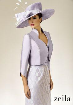 photo of ladies formal daywear design by Zeila