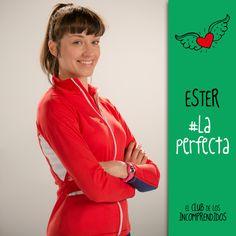 El club de los Incomprendidos #Ester#LaPerfecta#I'mEster Le Club, I Movie, Blue Jeans, Fangirl, Fandoms, Leather Jacket, Pretty, Jackets, Misfits