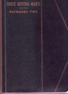 Sistema Marti Patrones Tipo - Vania Montes - Picasa Web Albums