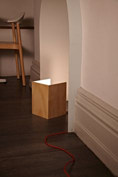 Love this Form lamp by Jess Hynd