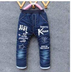 Children boys pants winter thick Fashion Kids Trousers denim baby boys jeans for kids boys causal jeans long trousers Kids Pants, Boys Jeans, Kids Winter Fashion, Kids Fashion, Fashion Sale, Trendy Fashion, Baby Outfits, Boys Formal Suits, Trouser Jeans