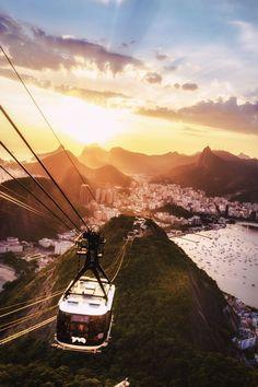 Rio de Janeiro, RJ | Brazil http://www.southamericaperutours.com/southamerica/12-days-rio-de-janeiro-wonder-iguazu-machupicchu.html