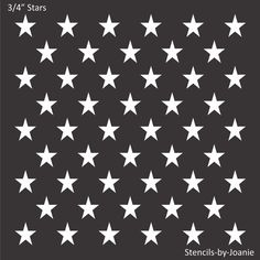 patriotic 9 sq stencil 50 34 star proud american liberty flag country sign designsbyjoanie