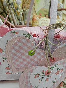 cute heart gift tags