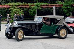 "UNA FIAT ""525 SS"" ELETTA BEST OF SHOW | Ruoteclassiche"