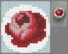 Thrilling Designing Your Own Cross Stitch Embroidery Patterns Ideas. Exhilarating Designing Your Own Cross Stitch Embroidery Patterns Ideas. Small Cross Stitch, Cross Stitch Art, Cross Stitch Flowers, Cross Stitch Designs, Cross Stitching, Cross Stitch Embroidery, Cross Stitch Patterns, Loom Beading, Beading Patterns