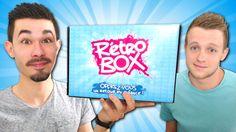 LA BOX DE NOTRE ENFANCE ! RÉTRO BOX [PDG #11]