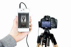 iphone remote camera control