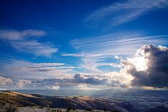Port Hills Sunset by robjdickinson, via Flickr