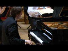 Video: Daniil Trifonov: Tchaikovsky - Piano Concerto No 1 - SACD Promo II. Daniil Trifonov, Valery Gergiev, Mariinsky Orchestra  http://mariinskylabel.com/page/tchaikovsky-piano-concerto-no-1  Hybrid SACD - compatible with all CD players