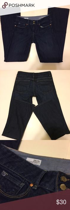 Gap Perfect Boot Cut Jeans 26/2R Like new. Only worn a couple times. GAP Jeans Boot Cut