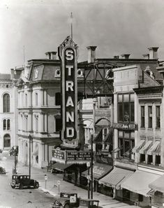 The Strand Theater | Photograph | Wisconsin Historical Society