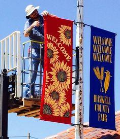 Banner Project — Sublette, Kansas