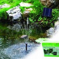 Water Fountain Pumps, Pond Pumps, Plastic Pond Liner, Starter Garden, Pond Kits, Pond Maintenance, Solar Water Pump, Pond Filters, Pond Fountains