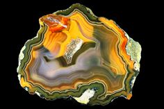 Agate Brothers - Condor Agates from Argentina