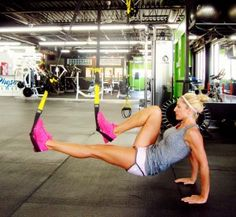 TRX Total Body Worko