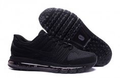 For Sale Nike AIR MAX2017 Mesh Breathable Running Shoes Black Gold Colorways Men Shoes 918091 993