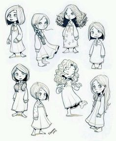 Children illustration drawing character design 37 Ideas for 2019 Character Design Cartoon, Kid Character, Character Design References, Character Drawing, Character Design Inspiration, Character Design Tutorial, Character Design Animation, Drawing Skills, Drawing Sketches