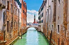 Venedik kanalları