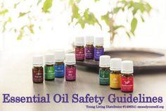 Essential Oil Safety!