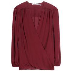 Alice + Olivia - Arleene silk blouse - mytheresa.com