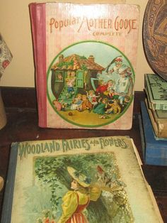 Books at the Wright Mansion at Lyme Village