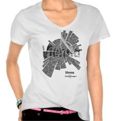 Vienna Map on T-Shirts for Women | ShirtUrbanization http://www.zazzle.com/shirturbanization/products?dp=252290791492171664&sr=250841292776963878&cg=196836211498196662