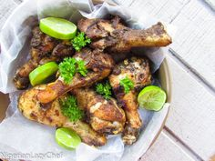 Pepper Soup Spiced Roasted Chicken(The Nigerian Jerk Chicken)