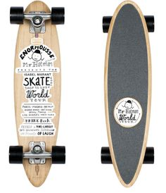 Le skateboard Isabel Marant x Heritage Paris