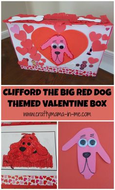 dog themed valentine's day cards