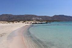 Elafonissi Beach Crete Greece - https://twitter.com/tinclanoquae/status/691329362495442945