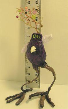 Purple Wobbler, $75