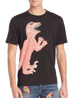 PAUL SMITH Short Sleeve Dinosaur Tee.  paulsmith  cloth  tee 55b9eade3