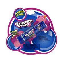 Bubble Yum Cotton Candy Flavored Lip Balm by Lotta Luv $0.75