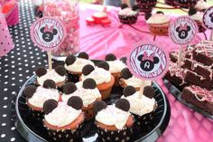 Minnie Mouse Birthday Party Ideas   Photo 13 of 27   Catch My Party