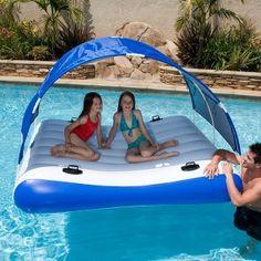 1000 images about colchonetas y sillones hinchables para la piscina on pinterest fc barcelona - Hinchables de agua para piscinas ...