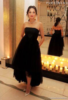 Marion Cotillard fait mouche en Christian Dior Printemps-Eté 2013.
