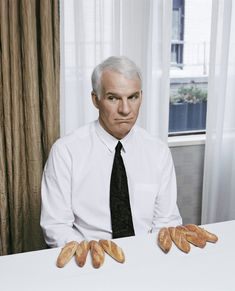 I think Chris Buck is a genius. While I was in NYC, I met with Linda Liang, the photo editor who worked on this Steve Martin photo with Chris Buck. Steve Martin, Glenn Martin, Sofia Coppola, Marcel Proust, Celebrity Photographers, Celebrity Photos, Celebrity Portraits, Famous Portraits, Billy Joel