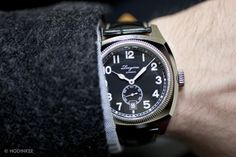 Longines Heritage 1935, A Tribute To The Classic Czech Air Force Watch