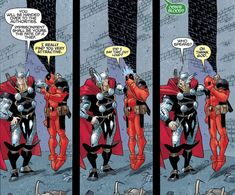30 Moments That Prove Deadpool Is the Best Comic Book Character Ever