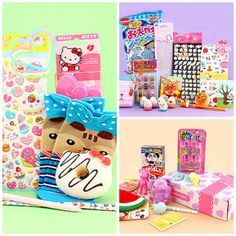 Subscribe To Cute Things Monthly With Kawaii Box