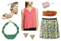 "Fashion Inspiration: Ruche's Spring 2014 ""Flourish"" Lookbook - College Fashion"