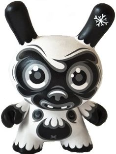 White dunny Dunny by FAKIR