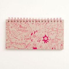 Seven Day Planner now featured on Fab.