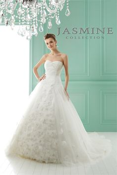 Jasmine Bridal Collection - F141007