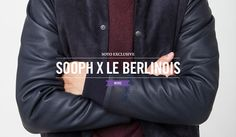 SOOPH x LE BERLINOIS