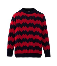 Madelaine sweater | WOMEN SWEATER | http://usonline.apc.fr/